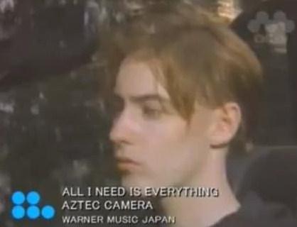 ◇アズテック・カメラ◇80年代アー...